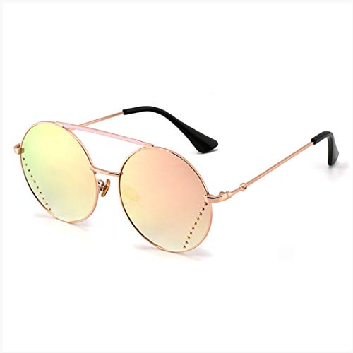 Newest Design Sunglasses UV Protection Fashion Oversized Square Sunglasses for Women Flat Mirrored Lens