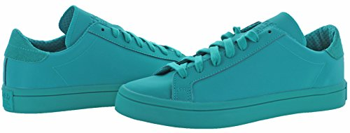 adidas Herren Courtvantage Adicolor Ankle-High Fashion Sneaker Shkmin / Mencho