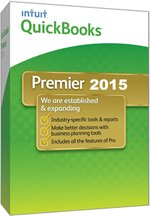 Quickbooks Premier 2016 3-user