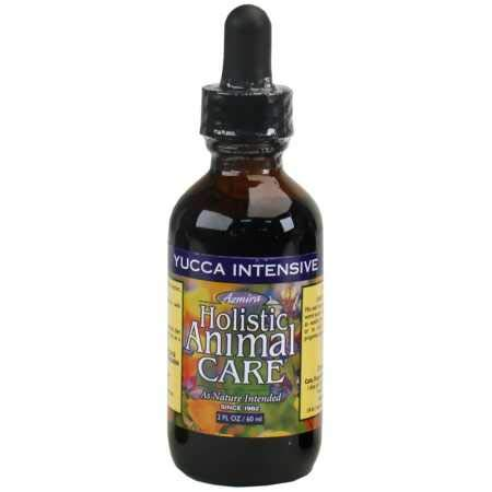 Yucca Intensive Anti-Inflammatory 2oz Btl W/Eyedropper by Azmira