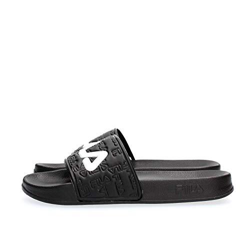 Chanclas Fila Boardwalk Hombre Negro Slipper 1PgwFqP