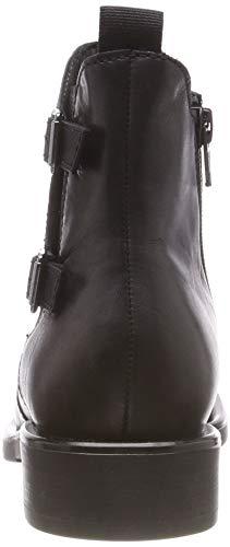 Black Oliver 25344 001 5 s 21 Ankle Black Boots 5 1 Women's vxdYwqR