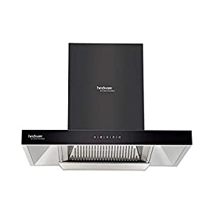 HINDWARE Alicia 75 1200 m3/h AUTO Clean Chimney Black