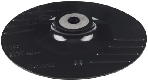 Bosch DIY Schleifteller (für Winkelschleifer (Ø 180 mm, Flanschgewinde M14)