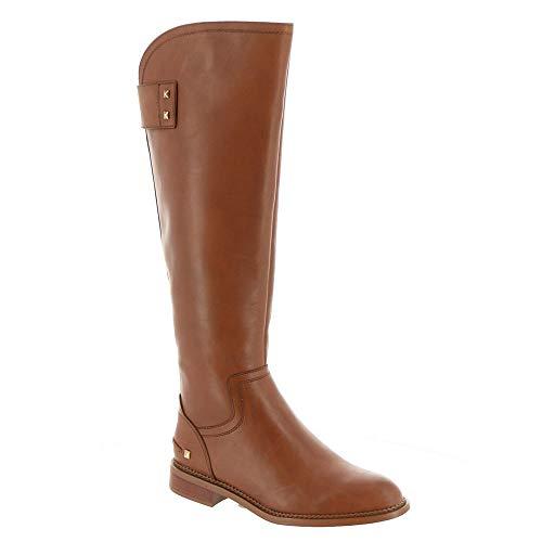 Franco Sarto Women's Henrietta Scotch Bally Premium Leather 7.5 M US - Bally Womens Shoes