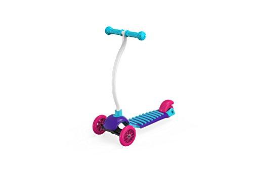 YBIKE Kids GLX Cruze 3-Wheel Kick Scooter, Raspberry -  National Sporting Goods, YGLX24