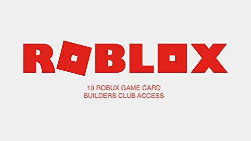 Roblox - ROBLOX $10 Game Card (Roblox Card)
