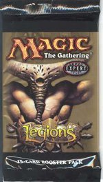 1 (One) Pack of Magic the Gathering MTG LEGIONS Booster Pack (15 Cards) by Magic: the Gathering