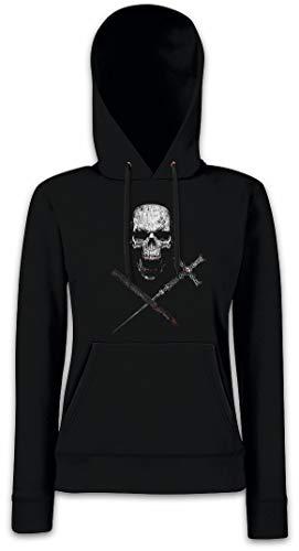 Con Hoodie Capucha Para Sudadera Skull Vampire Mujer 1pqwCC