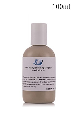 - GP14018 Plastic and Acrylic Polishing Compound - Application B 3.4oz