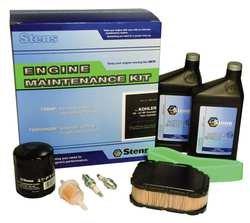 Engine Tune-Up/Maintenance Kit (Twin Courage)