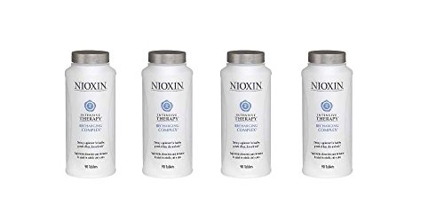 Tablet Intensive Therapy (NIOXIN 9O Tablets Intensive Therapy Recharging Complex ~ 1 year supply ~ Vitamins Pills Supplement)