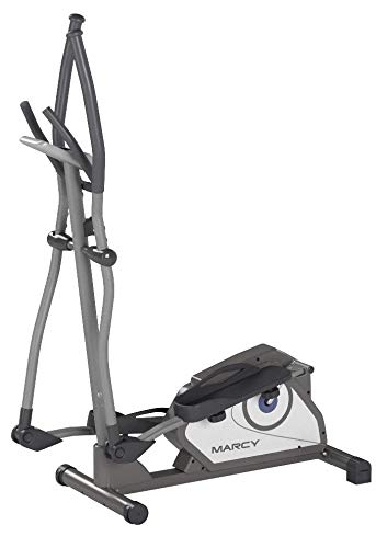 Marcy Magnetic Elliptical Trainer Cardio Workout Machine with Transport Wheels NS-40501E by Marcy (Image #6)