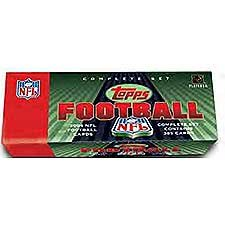 2004 Topps Football Factory SealedセットLoaded with Your Favorite Stars Including Peyton Manning、ビック、Favre、Shockey、Emmitt、ライス、他の荷重を。Rookies Include Ben Roethlisberger、Eli Manning、JP Losman、フィリップ河川、Kellen Winslow、ラリーフィッツジェラルド、Julius Jones、Sean Taylor and Other