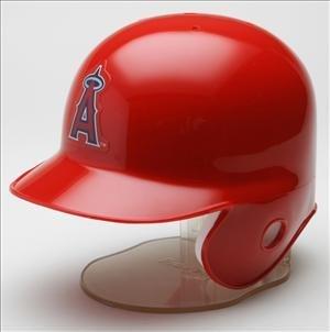 MLB Los Angeles Angels Replica Mini Baseball Batting Helmet