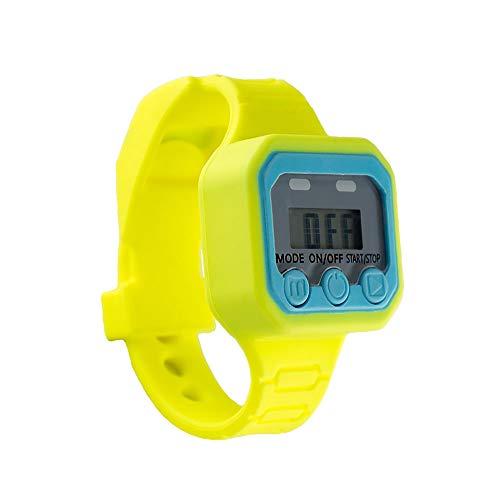 Potty Fun Potty Training Watch Countdown Timer to Remind Your Toddler It is  Time to Go Potty with a Fun Audio/Music Theme - Fits Wrists of 5 Inches to