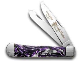 CASE XX lila Passion Genuine Corelon 1 500 Trapper Pocket Knife Knives B0040RONR0     | Toy Story