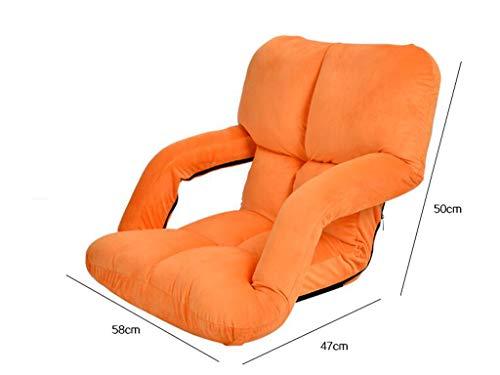Amazon.com: LF reposabrazos Lazy Sofá individual para ...
