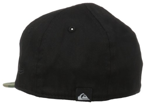 Quiksilver Baby-Boys Infant Recess Hat, Black, One Size
