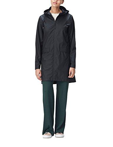 Wholesale RAINS Women's Waterproof W Coat | Black - XS/S