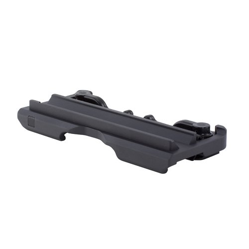 Trijicon TA22 A.R.M.S. Mount,# 19 LD ACOG Throw Lever Adapter for Picatinny Rails, Black ()