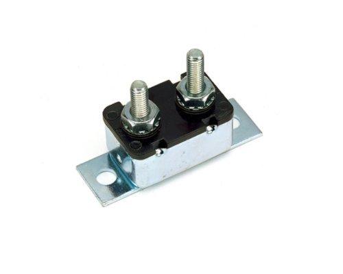 Cole Hersee Circuit Breaker (Cole Hersee 30055-40-BP 40 Amp 12V Circuit Breaker (Met Brk Hwd))