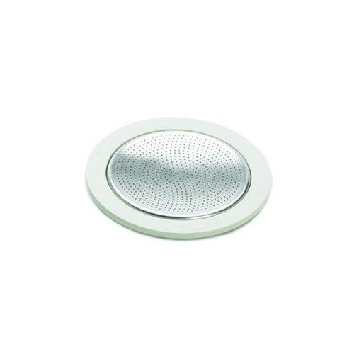 Bialetti Stainless Steel Gasket Filter Plate Replacement Parts, 4-Cup Venus, Musa, Kitty (Expresso Plate compare prices)