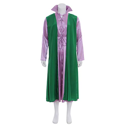 CosplayDiy Women's Suit for Bewitched Endora Agnes Moorehead Cosplay Costume -