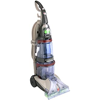 Hoover F7425-900 SteamVac Dual V with SpinScrub Hand Tool