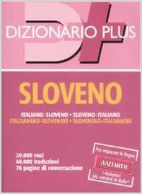 dizionario sloveno