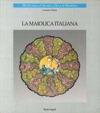 La Maiolica Italiana  Italian Edition