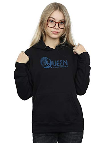 Queen Distressed World Negro The News Capucha Mujer Of Absolute Cult 4fPSqqHT