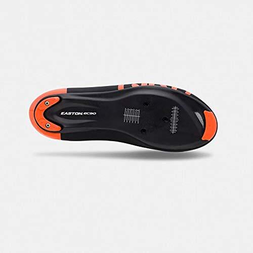 Giro Road Cycling Shoe Replacement Heel Pad Set (Flourescent Orange - 39-40.5)