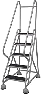 product image for Cotterman Steel (Step) Ladder - 45in. Max. Height, Model Number ST-501 A5 C1 P5
