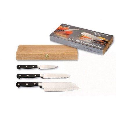 Connoisseur 3 Piece Forged Knife Set