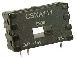 Solid State Detector - Current Sensor, CSN Series, Solid State, -70A to 70A, Closed Loop Output, 14.25 Vdc to 15.75 Vdc