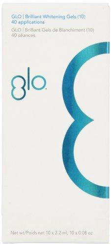 GLO GLO sciences gels de blanchiment Brillant