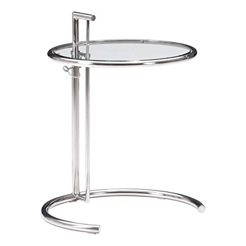 Eileen Gray Designs - Eileen Gray Side Table Chrome