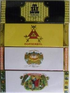 Assorted Brand Matches - Montecristo Usa Cigars