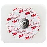 3M Red Dot Multi-Purpose Monitoring Electrode, Foam, 50/bg
