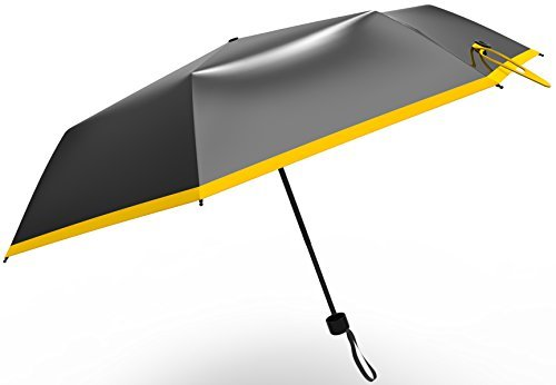 HappyRain Anti UV Windproof Tested Compact Ultra slim Ultral