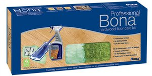 Bona Hardwood Floor Care Kit, 15