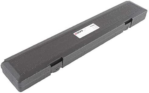 TECPO Cl/é dynamom/étrique dangle num/érique 1//4 1,5-30 Nm Couple avec affichage de la cl/é datelier professionnelle Longueur 390 mm