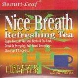 Beauti-leaf Nice Breath Refreshing Tea 20 Tea Bags