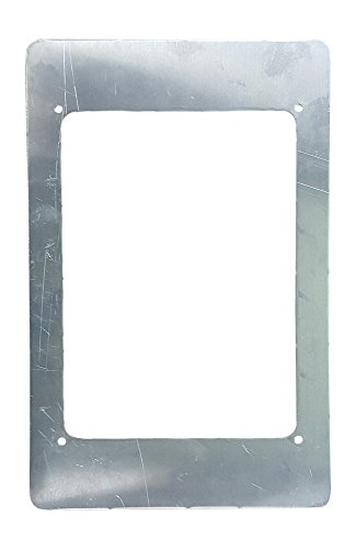 GM GEN 3 LS PCM Mounting Plate (Pcm Drill)