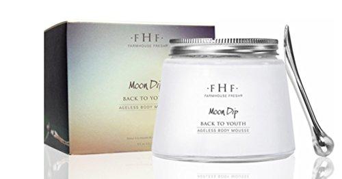 Moon Farms (Farm House Fresh Unisex-Adult Moon Dip Back To Body Mousse)