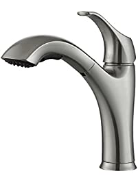Kitchen Sink Faucets Amazon Com Kitchen Amp Bath