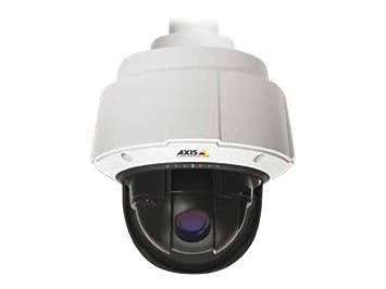 Axis Q6045-E - Cámara de vigilancia (Interior y exterior, Dome, Color