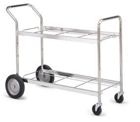 Charnstrom Long Double Decker Frame Cart (M294) by Charnstrom by Charnstrom