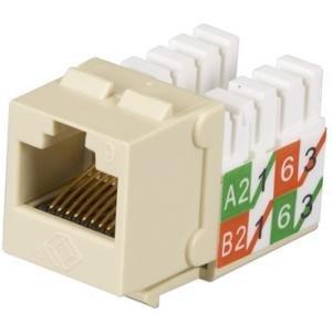 (blackbox Corp FMT632-R3-25PAK Gigatrue2 CAT6 Jacks, Universal Wiring)